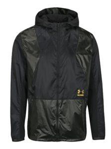 Čierna pánska športová funkčná bunda Under Armour Perpetual