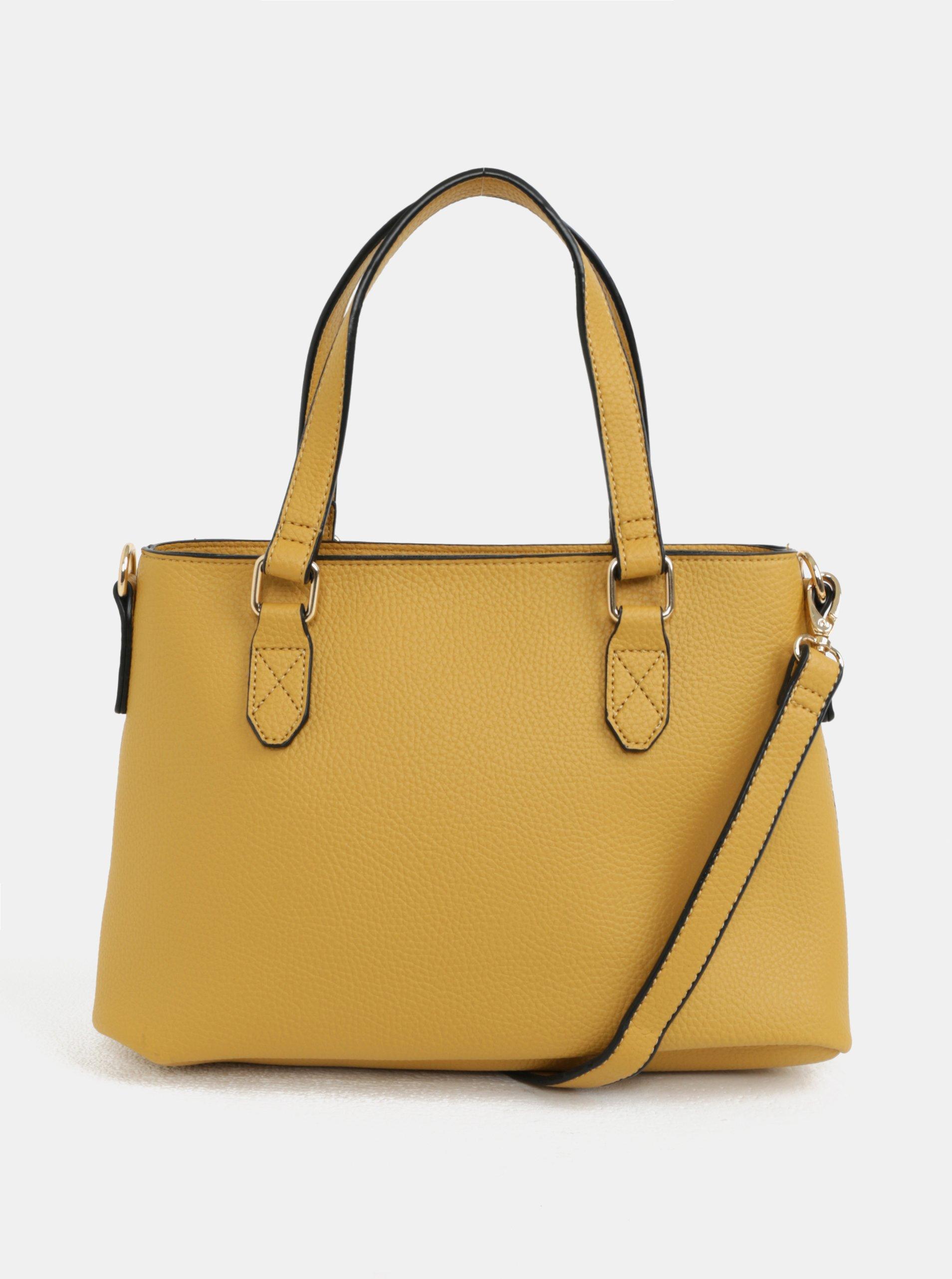 Žltá kabelka Dorothy Perkins  415130474ac