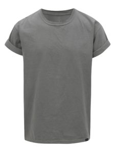 Sivé basic tričko Mr.Sailor