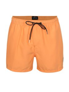 Oranžové pánske plavky Quiksilver