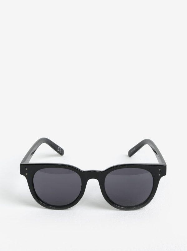 Čierne pánske slnečné okuliare VANS Welborn