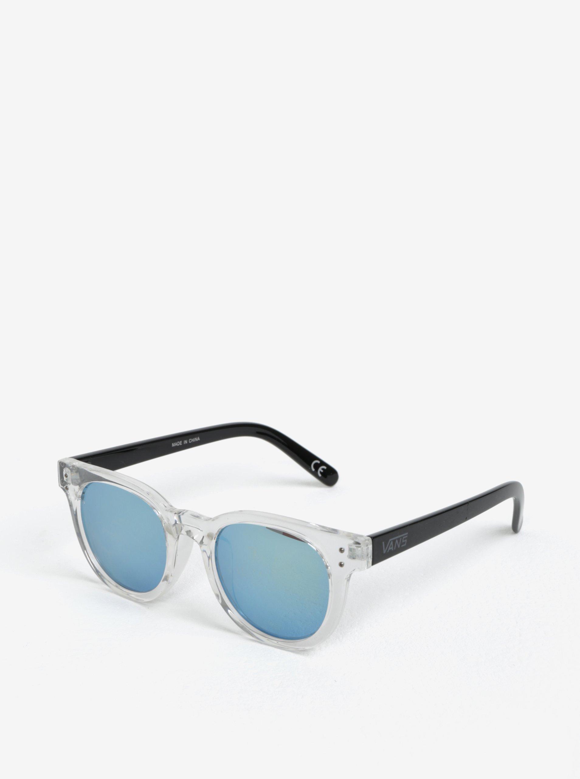 Transparentné pánske slnečné okuliare VANS Welborn  059a1da3d98