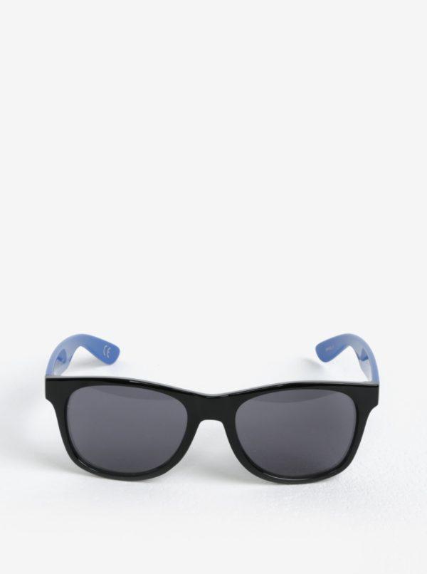 Čierne pánske slnečné okuliare VANS Spicoli