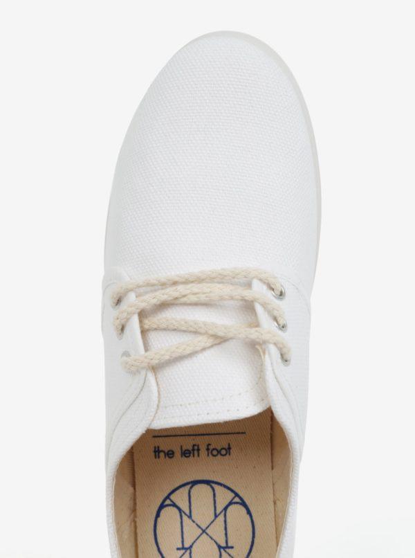 Biele tenisky OJJU
