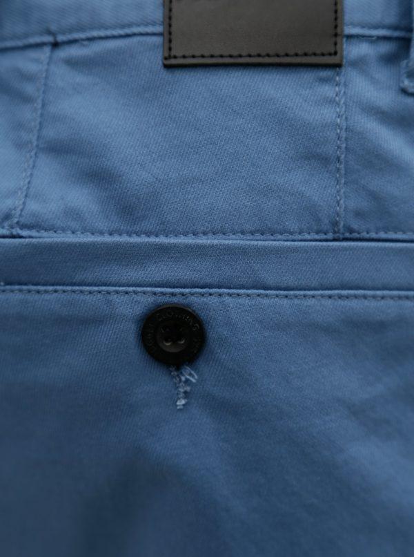 Modré pánske nohavice NUGGET Lenchino