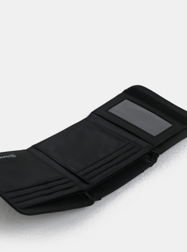 Čierna pánska peňaženka Horsefeathers Pronton