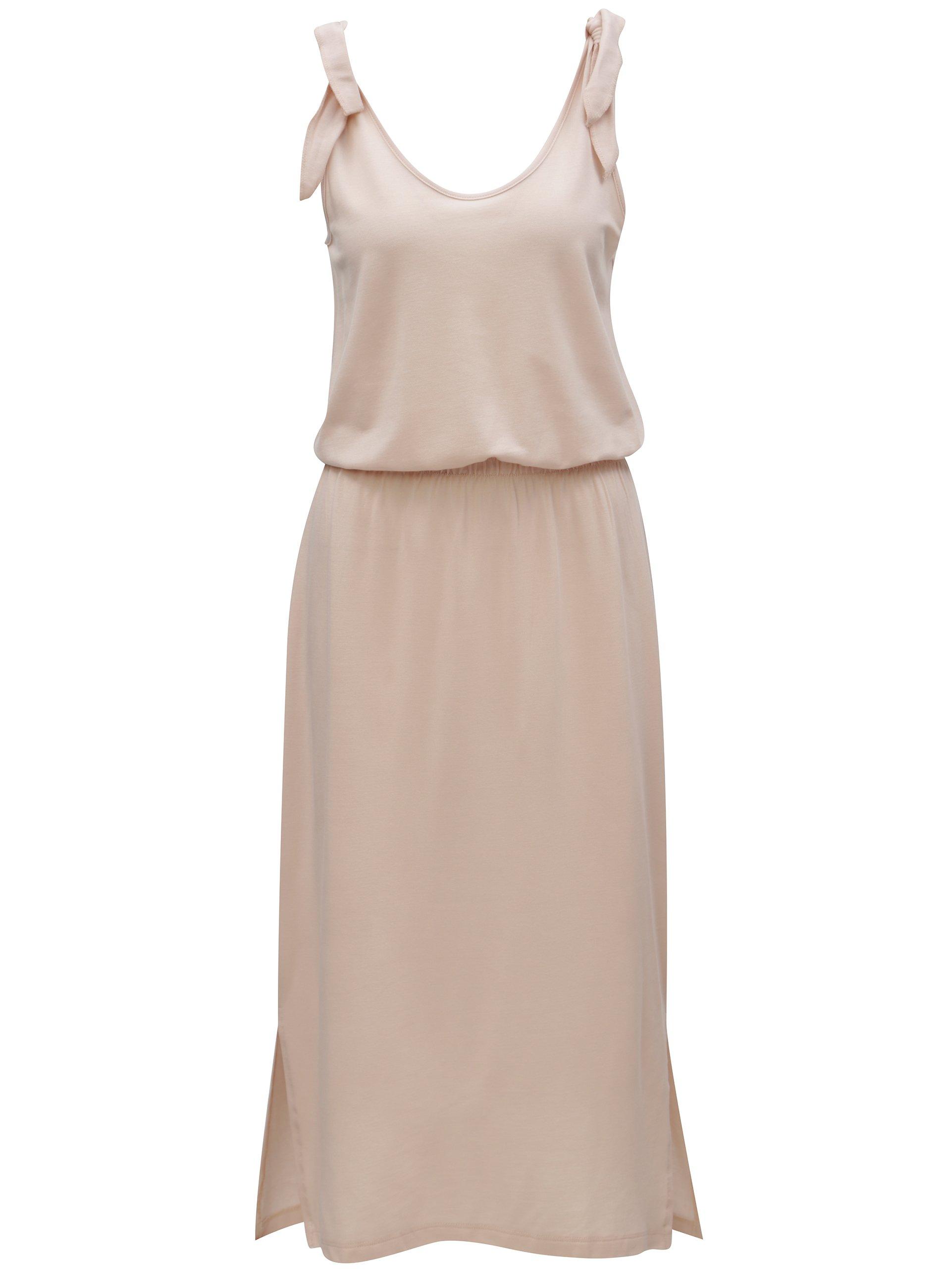 e4b7be06ef53 Svetloružové šaty VERO MODA Diana