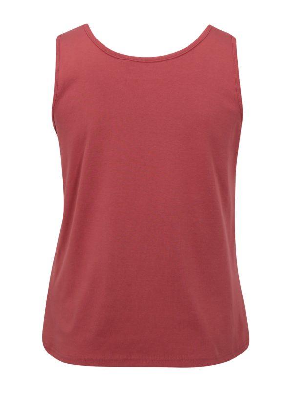 Súprava troch tielok v sivej a ružovej farbe simply be.