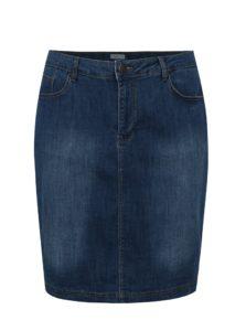 Modrá rifľová sukňa simply be.