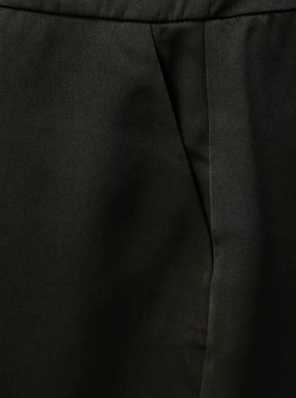 Čierny čipkovaný overal ONLY Eduna