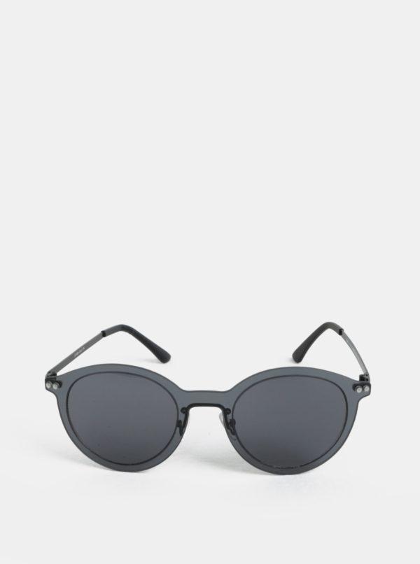 Čierne ľahké slnečné okuliare ONLY & SONS Display
