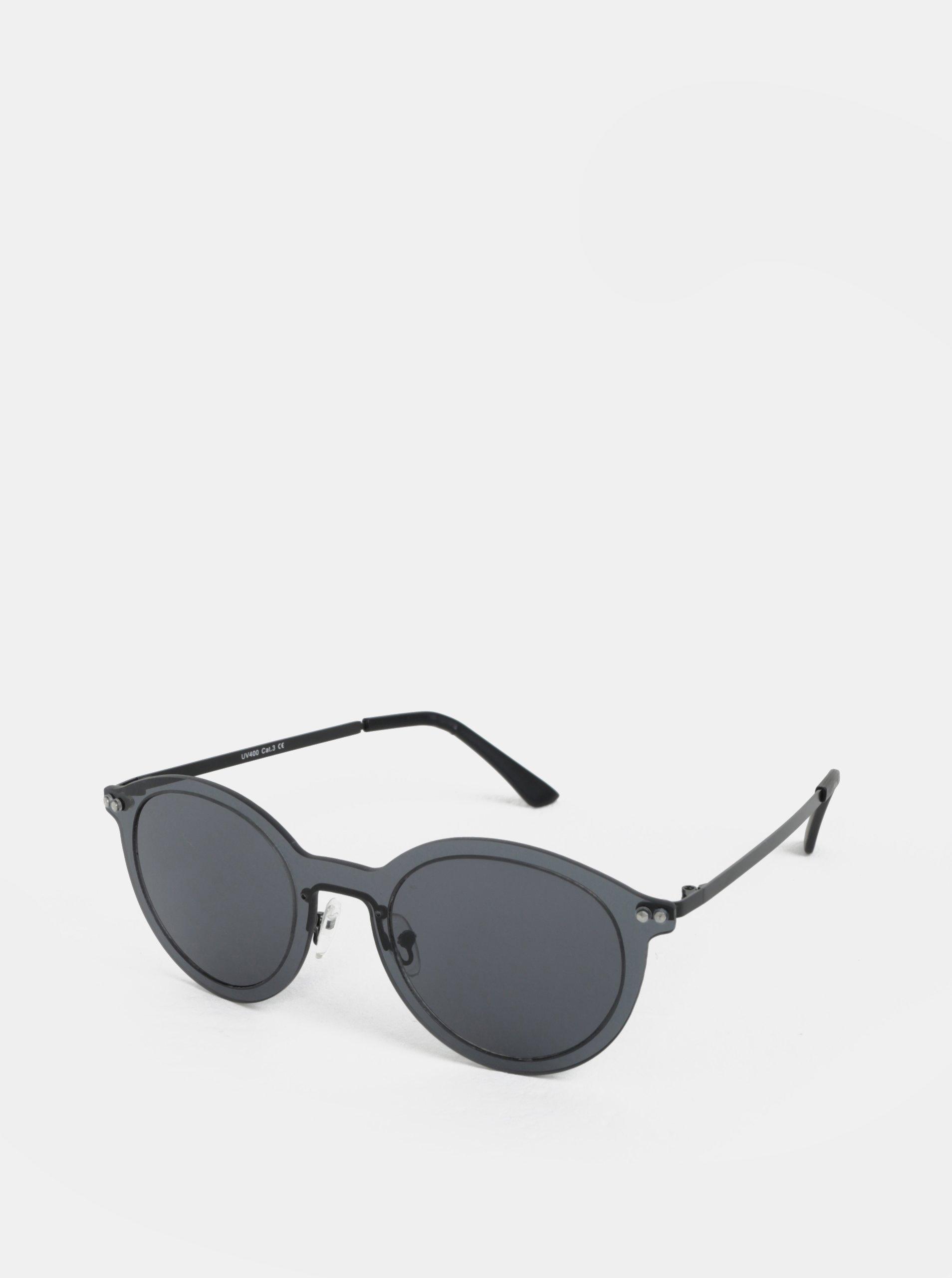 Čierne ľahké slnečné okuliare ONLY   SONS Display  21904642b77