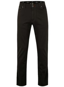 Tmavosivé regular fit nohavice JP 1880