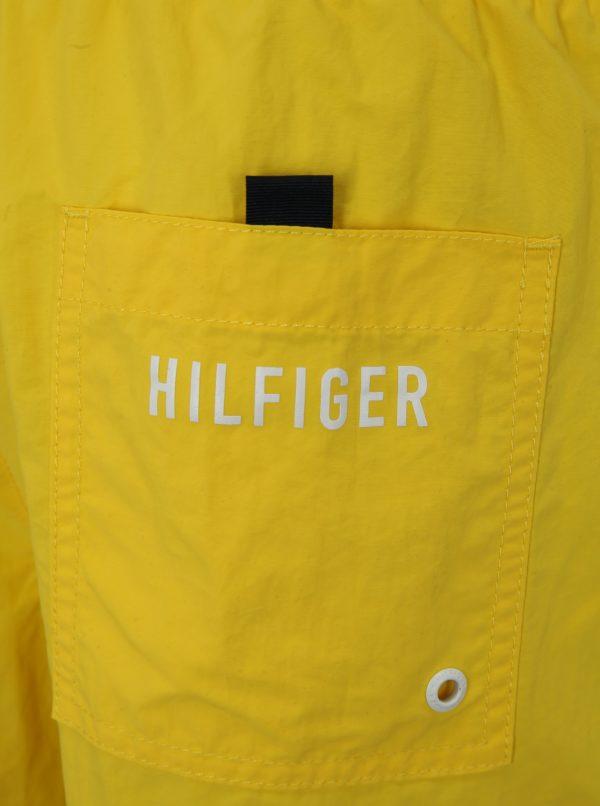 Žlté pánske plavky Tommy Hilfiger