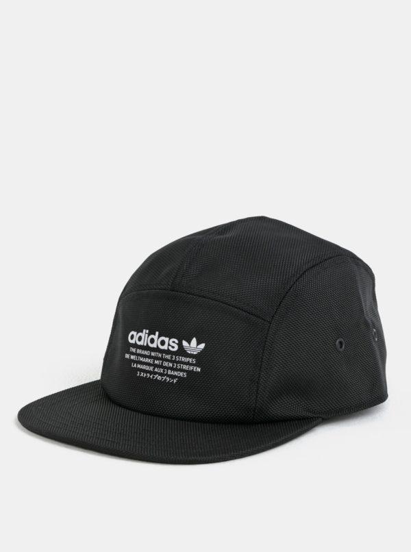 Čierna pánska šiltovka adidas Originals NMD