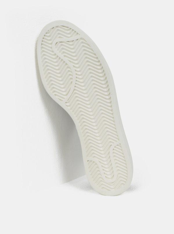 Kaki pánske semišové tenisky adidas Originals Campus
