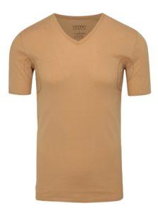 Telové skinny tričko pod košeľu s potítkami Covert Underwear