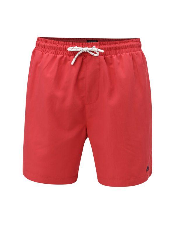 Červené pánske plavky M&Co