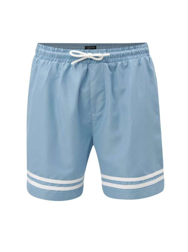 Modré pánske plavky M&Co