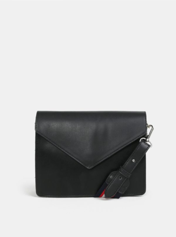 Čierna kabelka Pieces Danica
