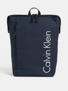 Tmavomodrý batoh Calvin Klein Jeans
