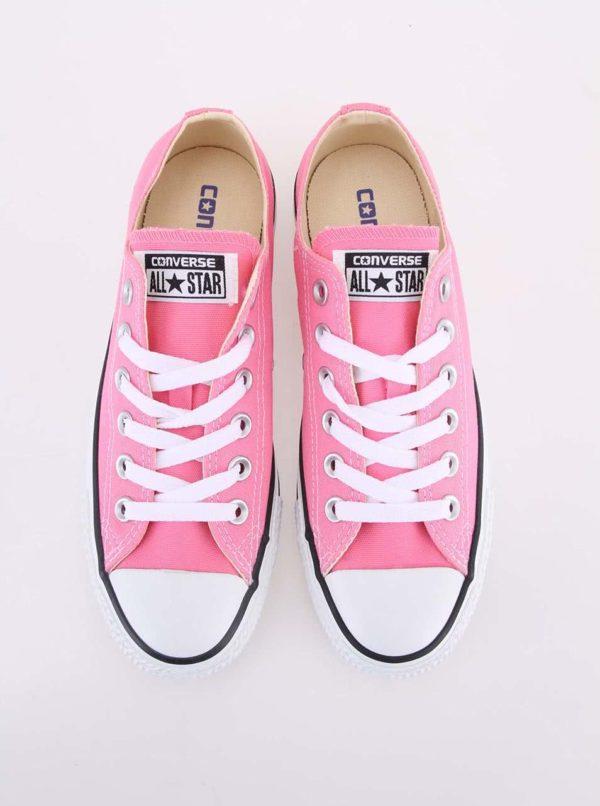 018f28bb95e5 Ružové dámske tenisky Converse Chuck Taylor All Star