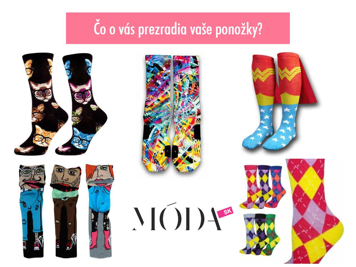 Viete, čo nosia úspešní a kreatívni ľudia? Farebné ponožky!