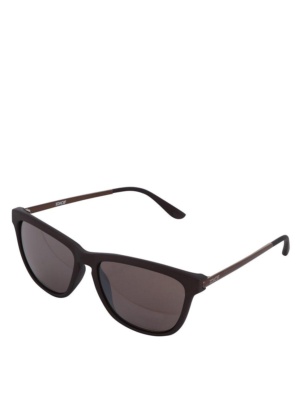 Hnedé pánske slnečné okuliare Dice  76e3ef0f908