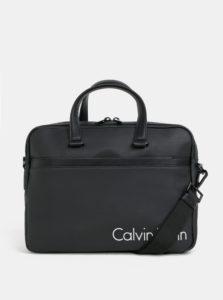 Čierna pánska taška na notebook Calvin Klein Jeans