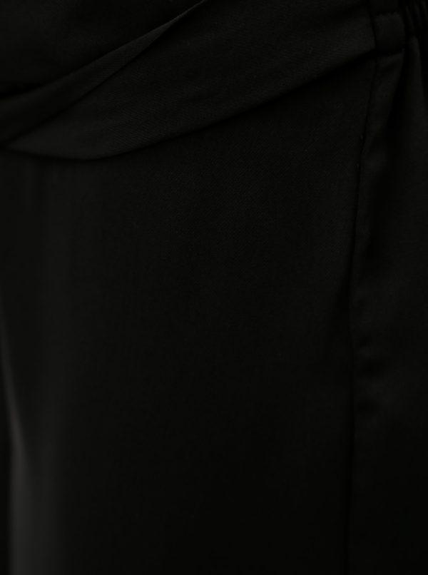 Čierne tehotenské kraťasy Dorothy Perkins Maternity