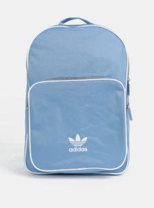 96a432486 Svetlomodrý batoh s potlačou adidas Originals