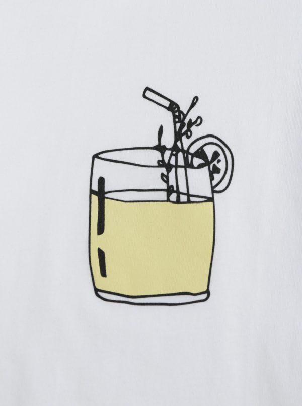 Ružové dámske tričko ZOOT Original Drink