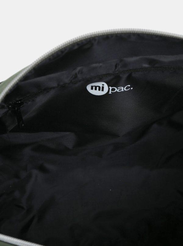 Kaki športová taška Mi-Pac Duffel Classic