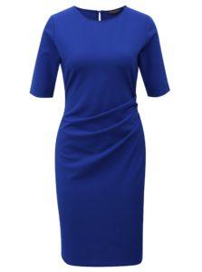 Modré puzdrové šaty Dorothy Perkins