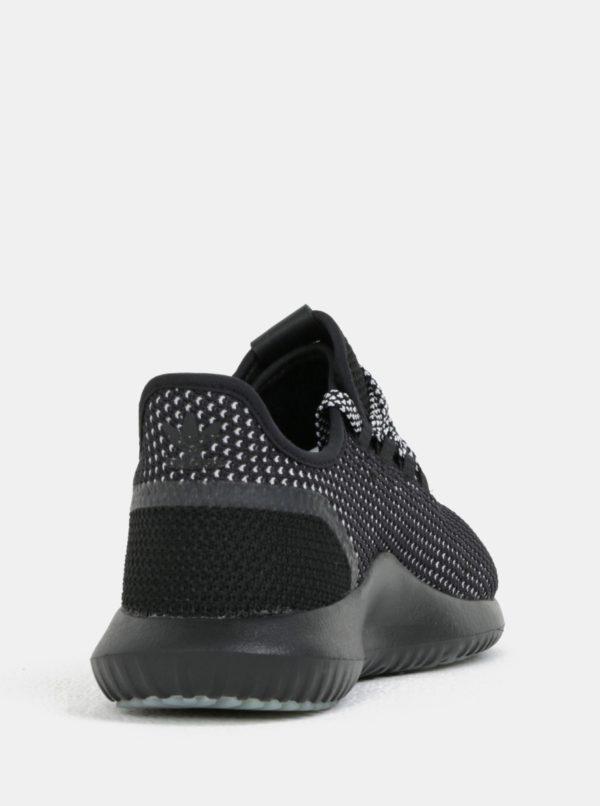 Čierne pánske tenisky adidas Originals Tubular Shadow  1c35eec03f0