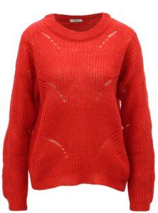 Červený sveter Jacqueline de Yong Daisy