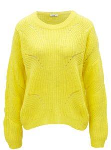 Žltý sveter Jacqueline de Yong Daisy