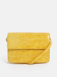 Žltá kabelka Pieces Julie