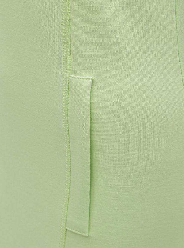 Svetlozelené šaty Yest
