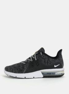 Sivé pánske tenisky Nike Air Max Sequent 3 c73065fc3d6