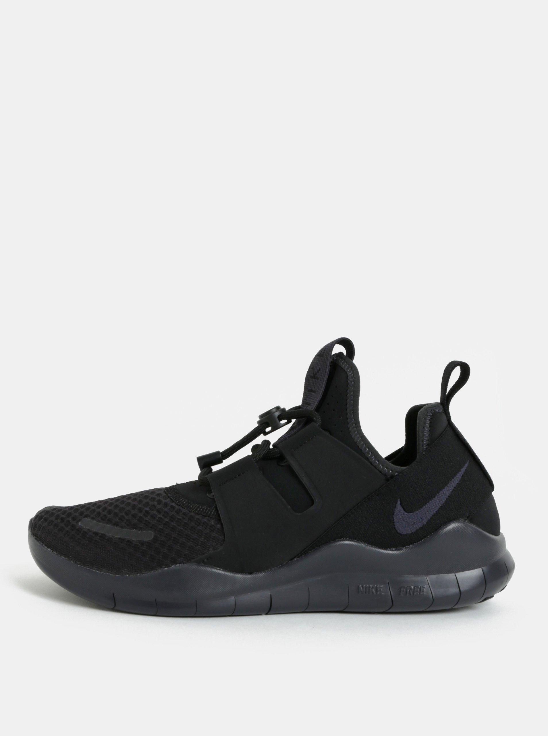 391903898f6c8 Čierne pánske tenisky Nike Free RN CMTR 2018 | Moda.sk