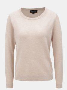 Ružový kašmírový sveter Selected Femme Faya