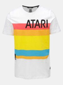 Biele tričko s potlačou ONLY & SONS Tari