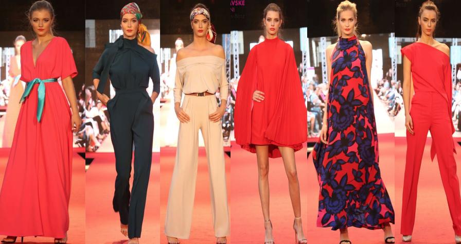 Prehľad 6 modelov z dielne Zuzany Hakovej a Zariny Šimkovič