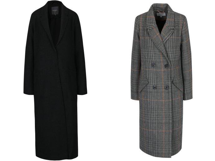 Dlhé kabáty