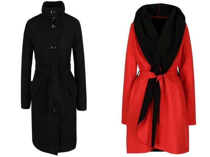 Flaušové kabáty