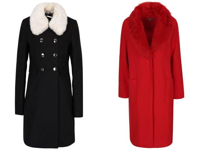 Kabáty s kožušinou