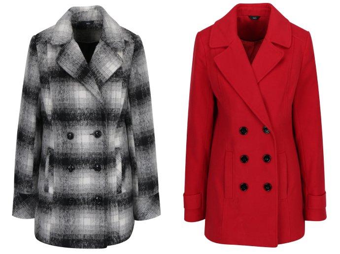 Dámske krátke jesenné kabáty  0cf2b0409b9