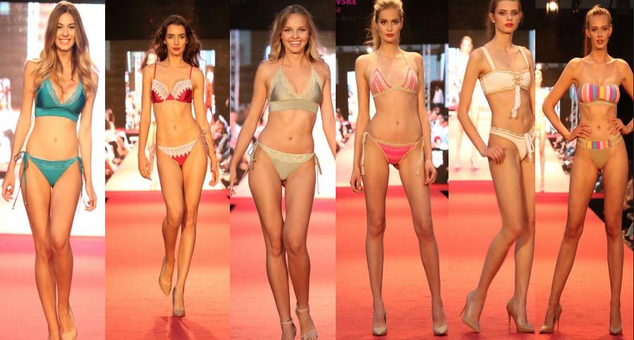 Ukážka trendov v plavkovej móde značky Relleciga a Lemonky