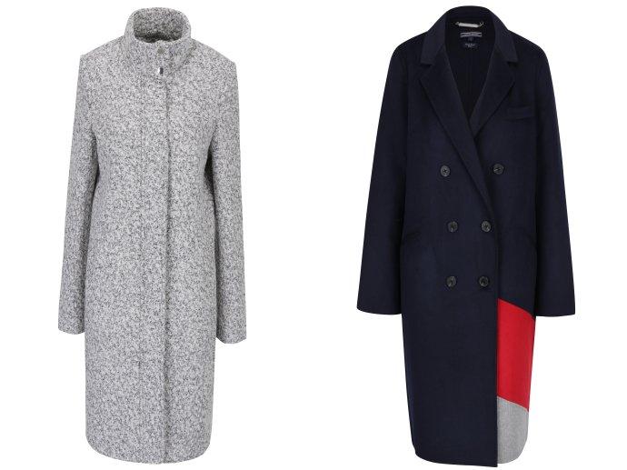 Vlnené kabáty
